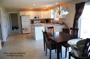 eat in kitchen furniture furniture rehab kitchen table a painted house