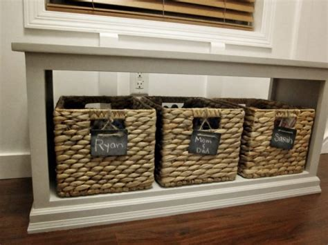 diy shoe storage bench entryway how to store shoes boots sneakers 15 awesome tips