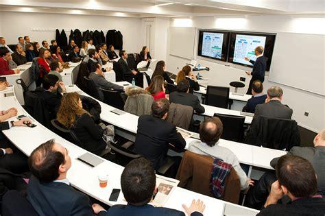 Ie Spain Mba Deadlines by Beta Gamma Sigma Ie Alumni News