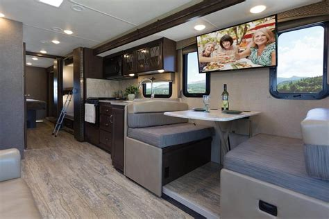 Fleetwood Floor Plans thor motor coach 2017 class a motorhomes roaming times