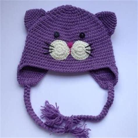 cat hat crochet pattern crochet patterns cat hat creatys for