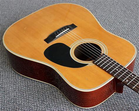 Suzuki Acoustic Guitar Vintage 70 S Suzuki Three S F120 Acoustic Guitar W Gig Bag