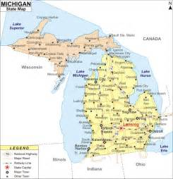 Michigan Map Of Cities by Towns And Cities In Michigan Pictures To Pin On Pinterest