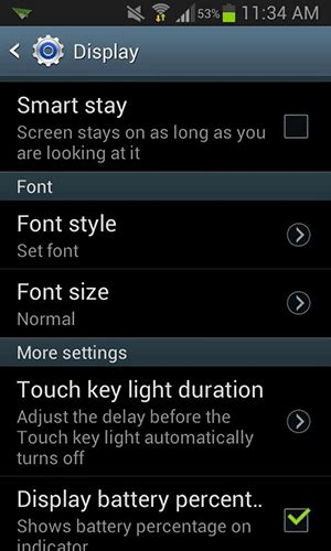 font style changer for android how to change fonts on an android device make tech easier