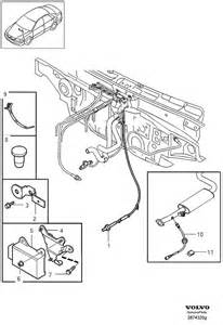 Fuel System Volvo S40 2003 Volvo S40 Regulating System Fuel Supply Engine