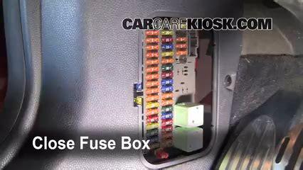 interior fuse box location 2002 2008 mini cooper 2004
