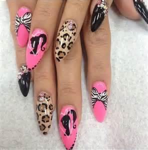 barbie nails of the phalanges pinterest