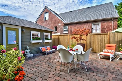 brick paver patio design ideas 25 brick patio design ideas designing idea