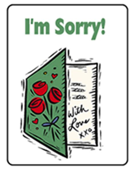 Apology Card Template Free by I M Sorry Free Printable Greeting Cards Template Apology
