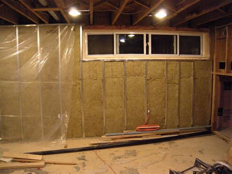 Basement Basement Insulation Our Journey Basement Insulation Is Almost Done