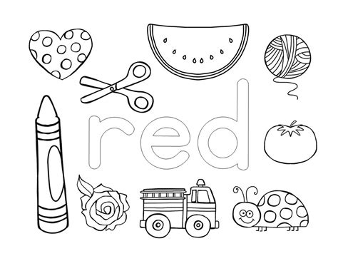 printable coloring pages names color names coloring pages the super teacher