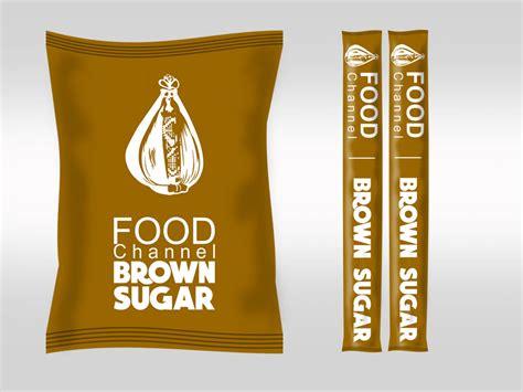 Kemasan Kopi Sachet desain kemasan gula semut sachet dikemas