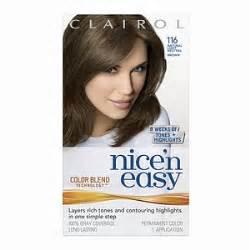n easy colors target bettter than free clairol n easy hair color