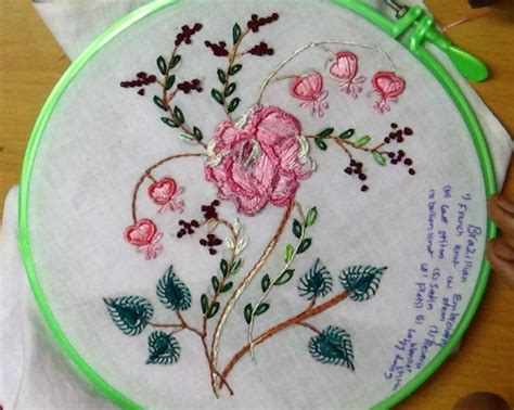 design for embroidery work hand embroidery flower work designs 102 brazilian