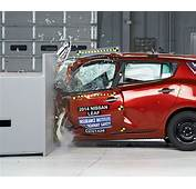 Chevy Volt Tops Nissan LEAF In Safety Tests  Gas 2