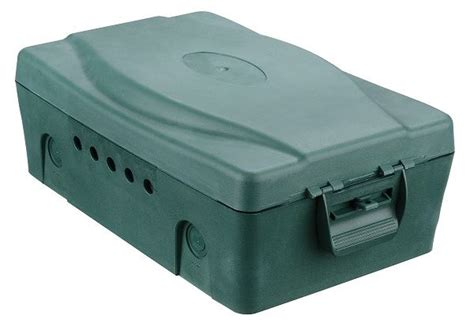 masterplug ip54 weatherproof enclosure box for outdoor