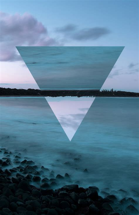 Landscape Photography Projects Inspiring Artwork Combining Geometry Photography