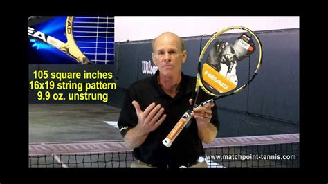 Jo In Sound Tennis Three Loaded youtek ig 2011 racquet review