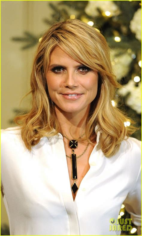 what colour is heidi klum s hair heidi klum hair color in 2016 amazing photo