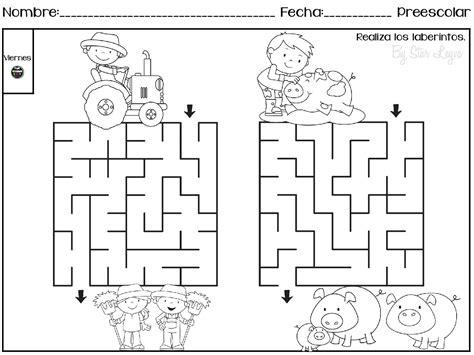 imagenes vacaciones preescolar actividades para repasar en vacaciones preescolar 005
