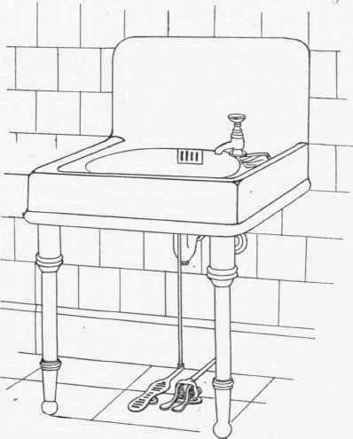 Plumbing Practice by Laving Fixtures Lavatories