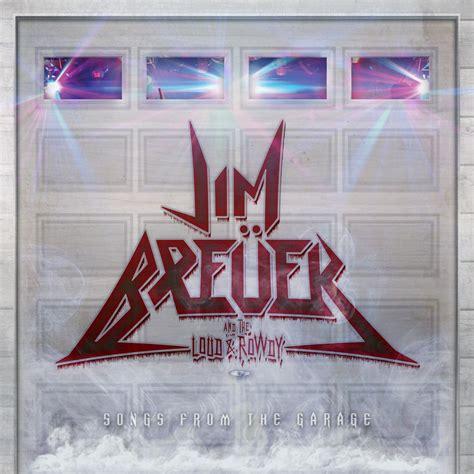 School Garage Cd by Jim Breuer Preps Debut Heavy Metal Album Songs From The
