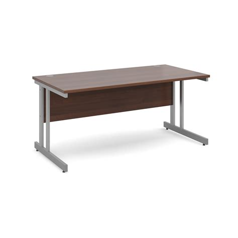 shop desks by size straight office desks 800mm wide choice of 5 colours