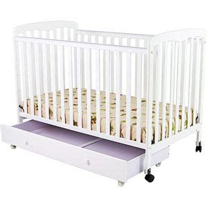 Crib Trundle by On Me 2 In 1 Fixed Side Convertible Crib