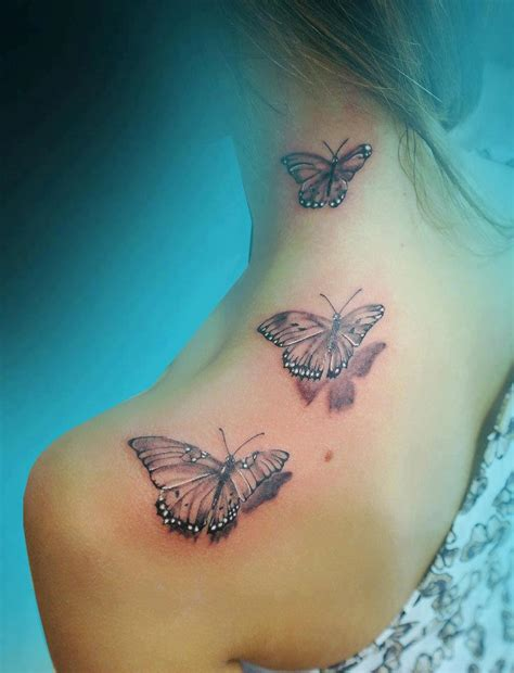 butterfly tattoos designs on shoulder 3d butterfly tattoos the top 20 designs