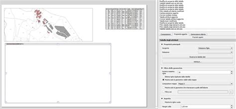 qgis print layout filtering csv layer attribute table in qgis print composer