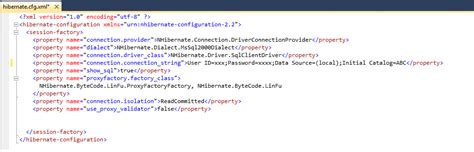 xml tutorial codeproject using nhibernate in sharepoint 2010 codeproject