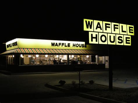 The Waffle House hungry swattie southern dis comfort in waffle house
