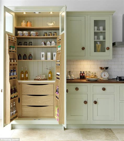 kitchen storage furniture smarten up your kitchen storage with a fancy pantry