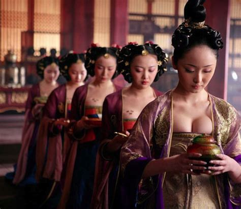 film laga cina hot chinese drama the empress of china banned for being too sexy