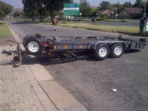 Used Car Trailers For Sale In South Africa Accessories Trailers Cars For Sale In Gauteng Auto Mart