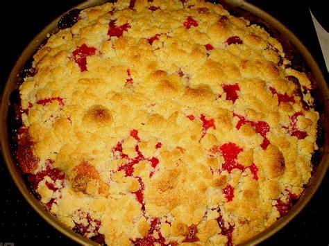 kuchen mit streuseln sahne birnen kuchen mit streuseln sandy07