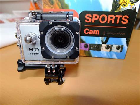 Kamera Sport Hd 1080p y8 wifi sports actioncam waterproof