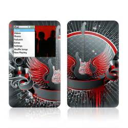 7 Reasons Ipods Rock by Rock Out Ipod Classic Skin Istyles
