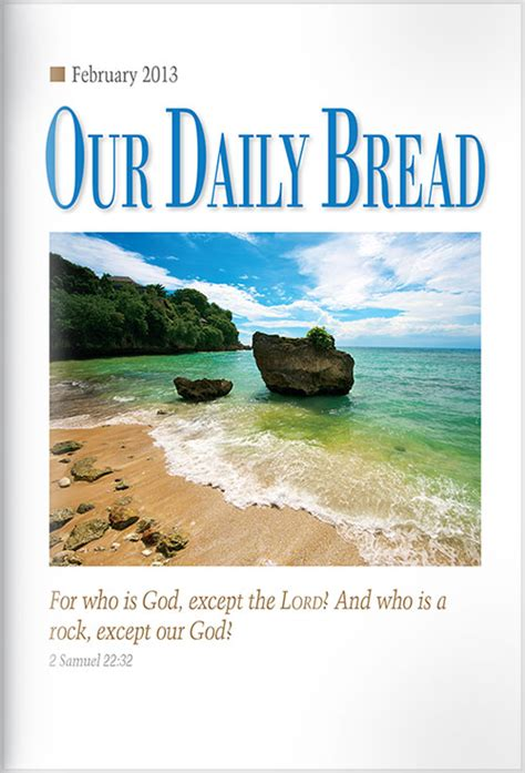 our daily bread giving thanks our daily bread