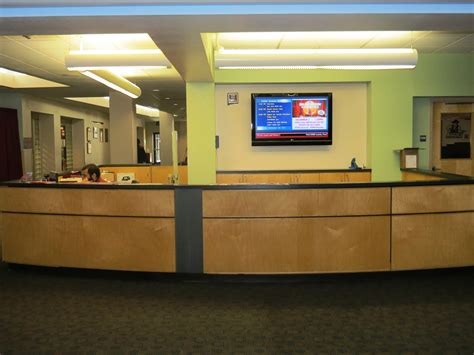 Information Desk Nmsu Corbett Center Student Union New Student Center Information Desk