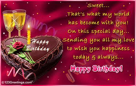 Enjoy Birthday Quotes Miracle Of Love Happy Birthday Love
