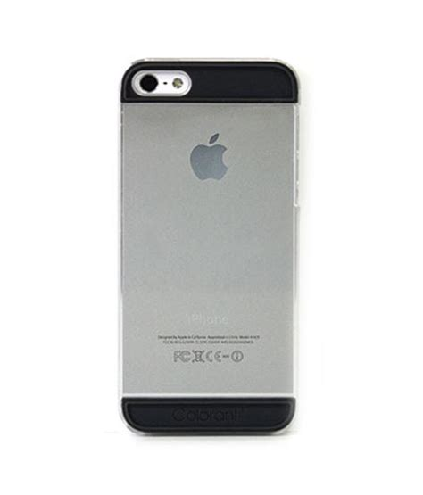Colorant Iphone 5 C2 Clearorange 1 colorant c2 back cover for apple iphone 5s clear