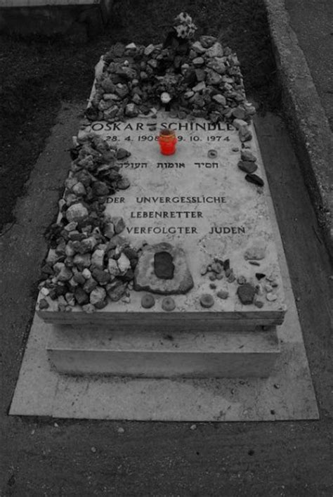 Oskar Schindler's grave | Photo