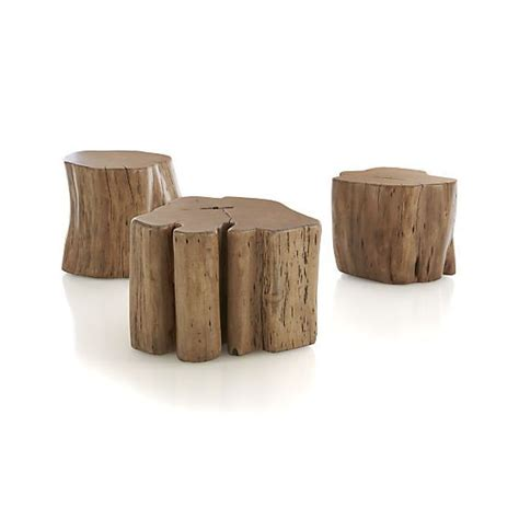 tree cross section table teton solid wood accent table trees