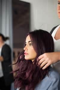 brown plum hair color plum brown makeup and hair pinterest locks hair and purple