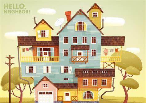 hello house hello by sharandula on deviantart