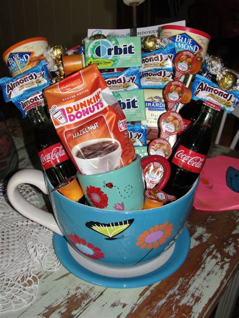 s day gift basket ideas s day basket i made for my momma i wanna do this