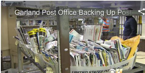 Post Office Garland Tx by Post Office In Garland Tx Backing Up With Tornado