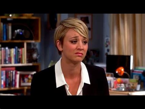 why did penny cut her hair big bang theory penny big bang theory new haircut