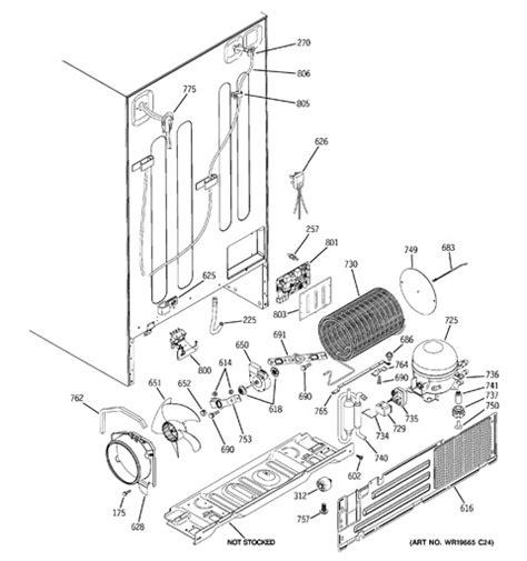 ge adora refrigerator wiring diagram efcaviation